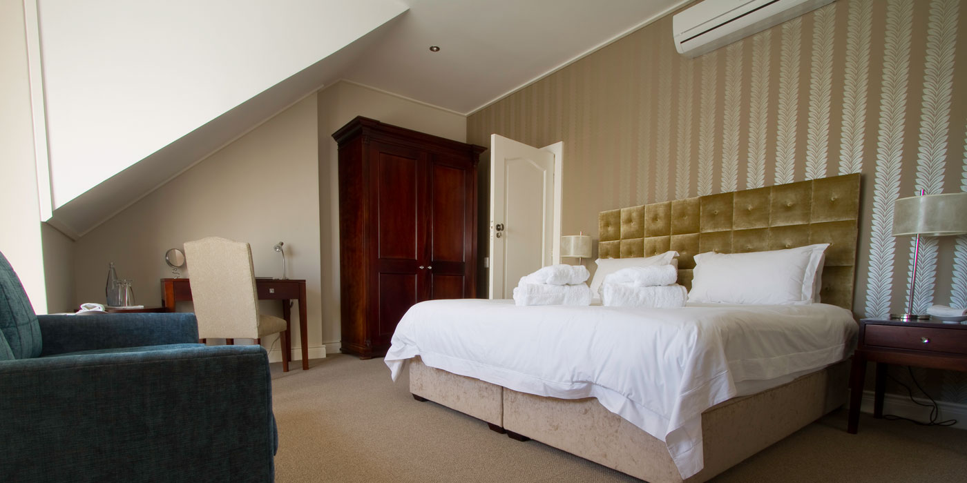 Luxury Stellenbosch Guest House accommodation bedroom suite